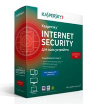 Антивирус Kaspersky Internet Security 2ПК/1год BOX в Саратове