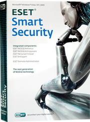Антивирус ESET NOD32 Smart Security 3ПК/1год в Саратове