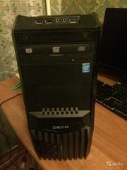 Системный блок. Core i5.12GB,  GTX 760 2GB,  SSD 240