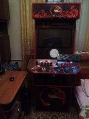 Аркадный автомат Mortal Kombat Х