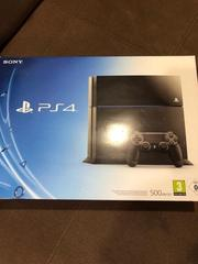 Sony Playstation 4 500Gb в коробке СД подарок бу мало