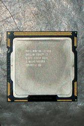 Процессор Intel с кулером